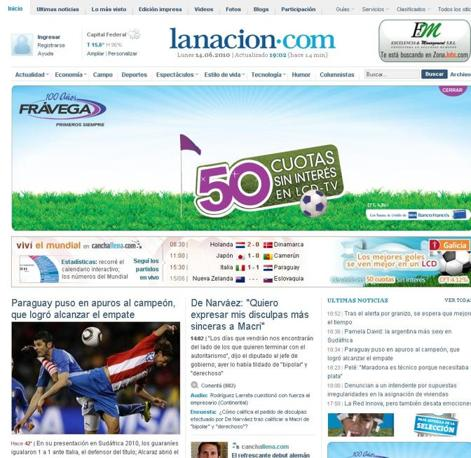 La Nacion (Argentina)