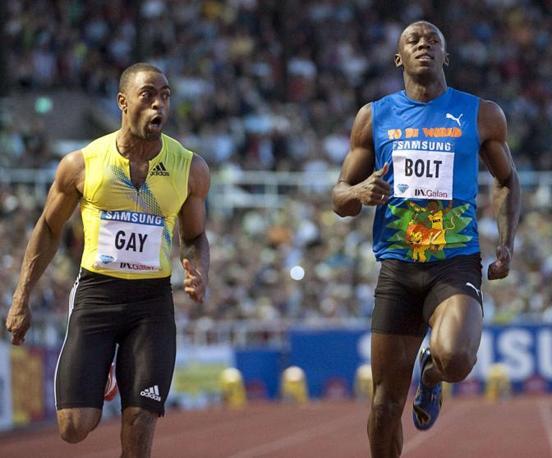«Sono partito male, non avevo potenza», ha ammesso il campione olimpico e mondiale e detentore del record del mondo (Reuters/Suslin)