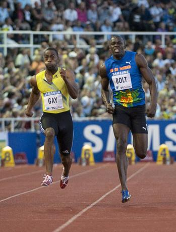 «Ho sempre detto che potevo essere battuto, è successo», ha detto Bolt, promettendo di «riconcentrarsi» presto (Reuters/Suslin)