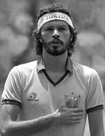 Al Mondiale messicano del 1986 (Reuters/Rattay)