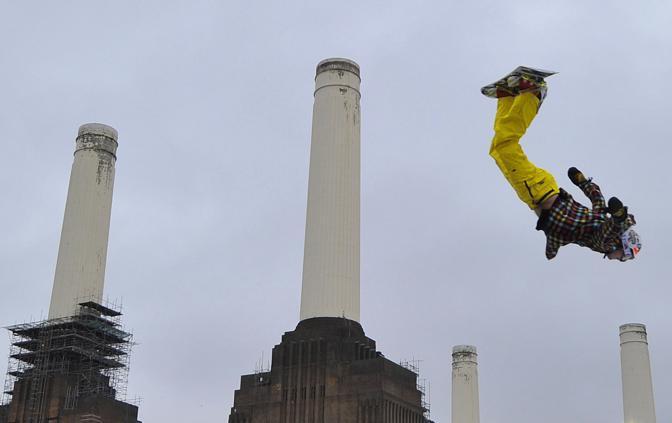 Attualmente Battersea è usata per manifestazioni sportive, sfilate di moda ed eventi mondani (Reuters)