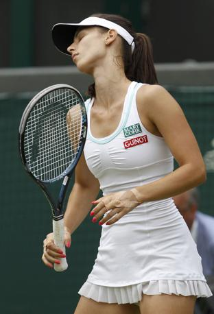 Tsvetana Pironkova, Bulgaria  (Epa)