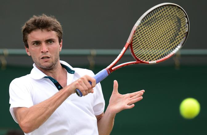 Gilles Simon, Francia (Afp)
