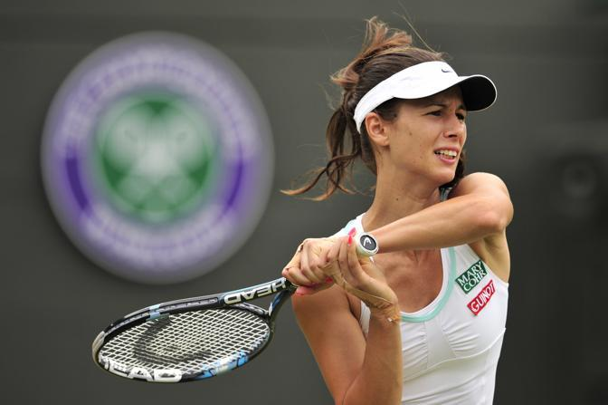 Tsvetana Pironkova, Bulgaria (Afp)