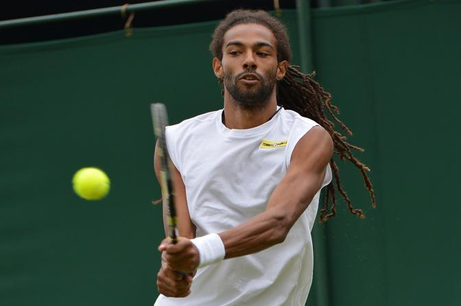 Dustin Brown (Afp)
