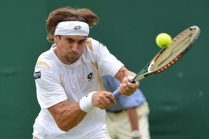David Ferrer (Afp)