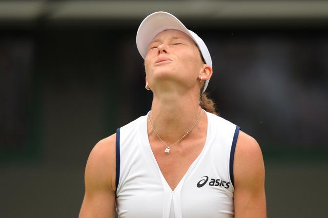 La delusione della Stosur (Afp)