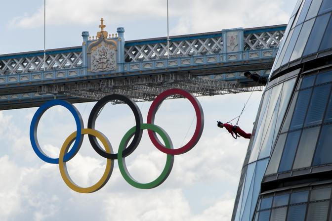 Londra la danza per le olimpiadi - Posti piu importanti di londra ...