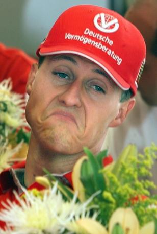 Michael Schumacher (Afp)