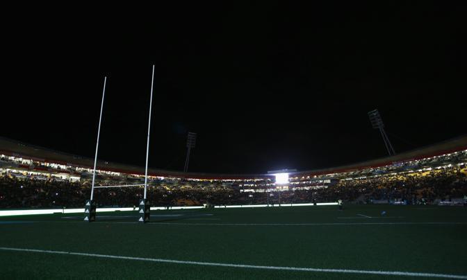 Il blackout a Wellington (Reuters)
