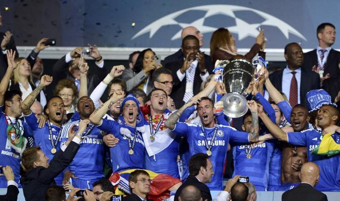 E finisce in gloria (Reuters/Martinez)