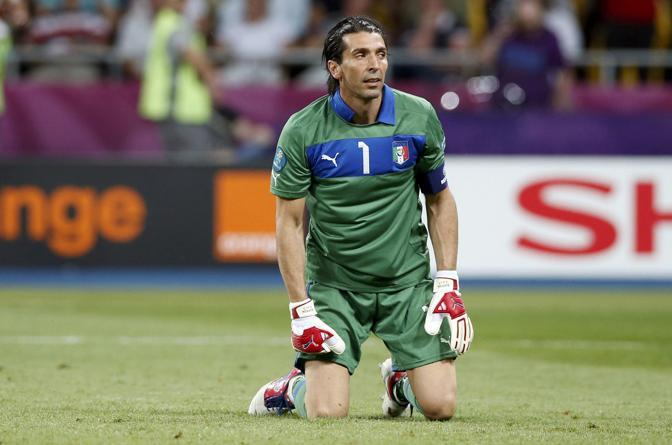 Gianluigi Buffon (Reuters/Medina)