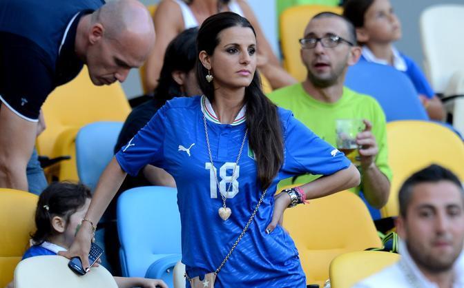 Cristina De Pin fidanzata Riccardo Montolivo (Insidefoto)