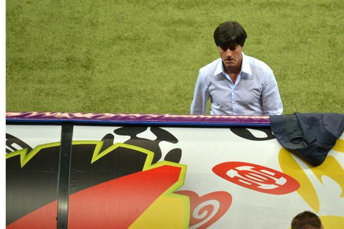 La delusione di Loew (Afp/Bouys)
