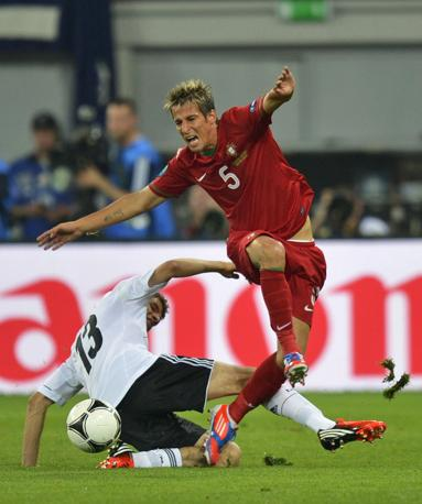 Fabio Coentrao (LaPresse)