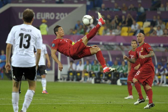La rovesciata di Ronaldo (Ipp / ITALYPHOTOPRESS)