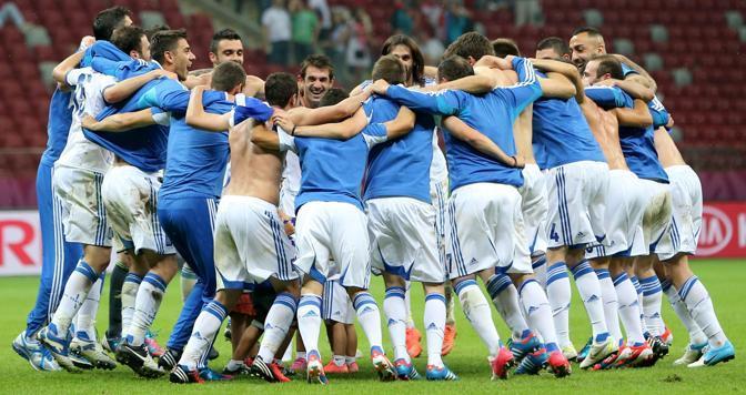 GRECIA-RUSSIA 1-0  (Epa/Weiken)