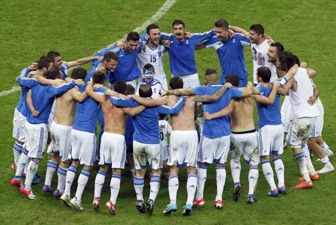 GRECIA-RUSSIA 1-0 (Reuters/Foeger)