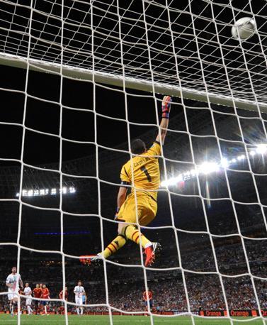 Spagna in finale grazie ai rigori - Specchio in spagnolo ...