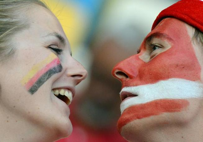 Germania-Danimarca (Afp)
