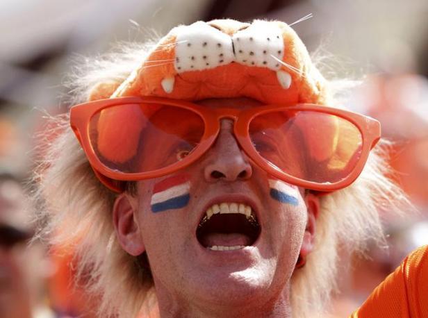 """Il ruggito... del """"Leone"""" olandese (Reuters)"""