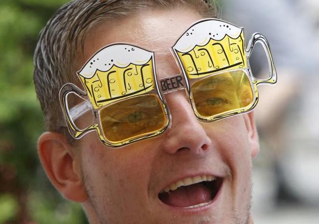 "A ""tutta birra""... tedesca (Reuters)"