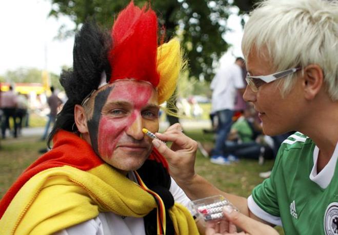 Anche i tedeschi si attrezzano (Reuters/Dudek)