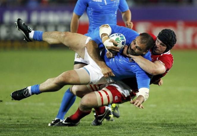 italia russia rugby - photo #14