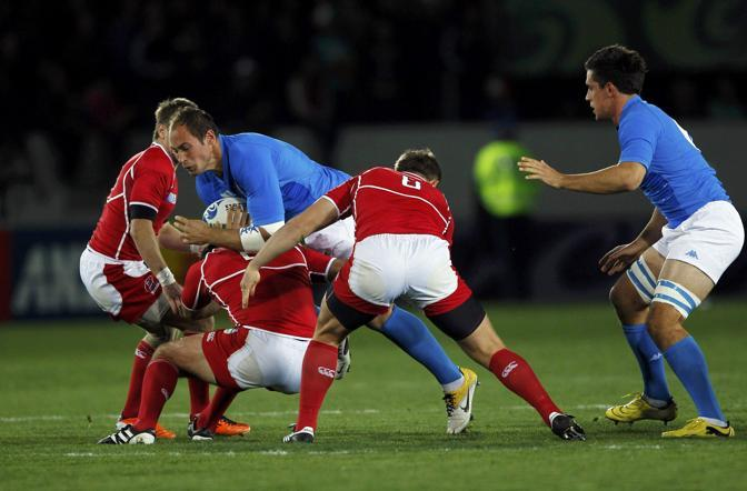 italia russia rugby - photo #21