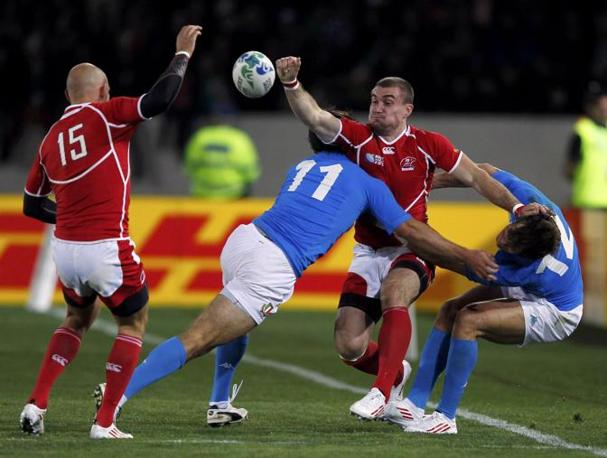 italia russia rugby - photo #16