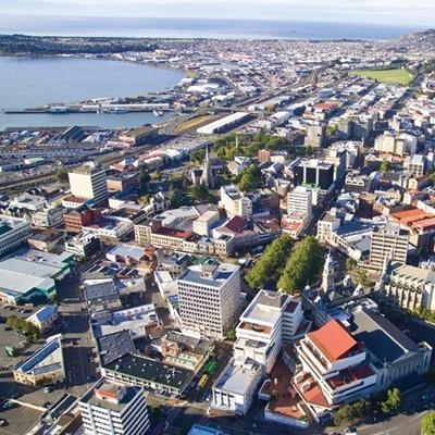 La citt di Dunedin, all&#39;estremit meridionale dell&#39;Isola Sud della Nuova Zelanda. L&#39;Italia giocher qui la partita decisiva contro l&#39;Irlanda, il 2 ottobre