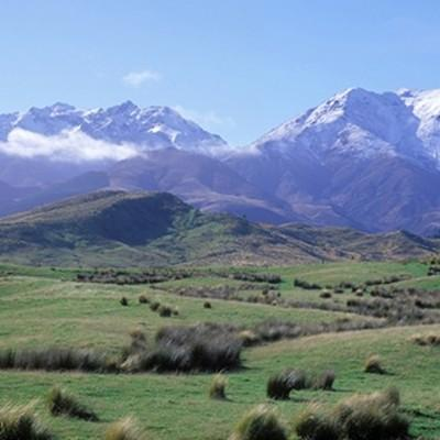 Invercargill: Radure e montagne 