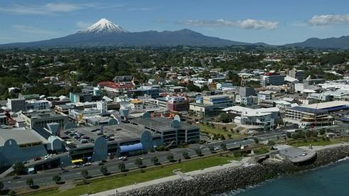 New Plymouth: dalla spaggia alla montagna pochi chilometri