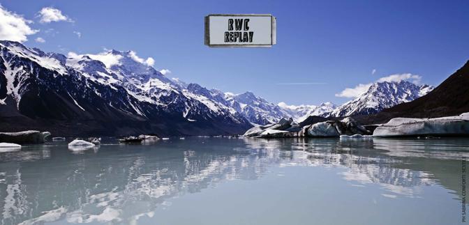Tra i ghiacciai della Nuova Zelanda