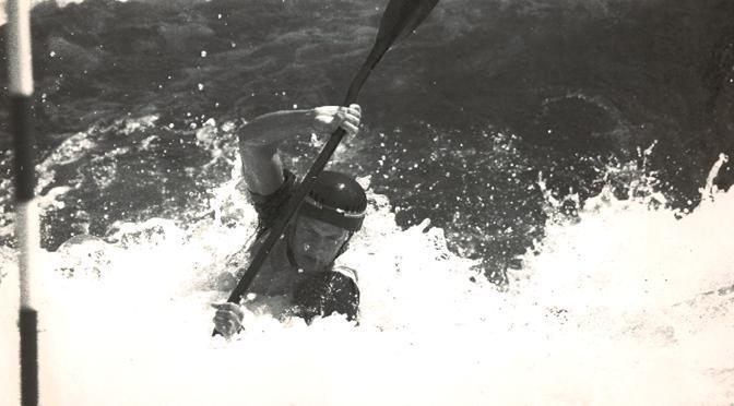 Olimpiadi di Barcellona, 2 agosto 1992: Pierpaolo Ferrazzi vince la medaglia d'oro nella canoa K1 Slalom (Pozzetti)