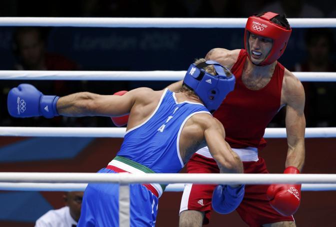 Mammadov accusa diversi colpi (Reuters/Sezer)