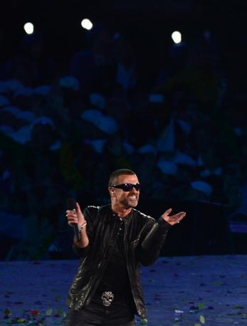 George Michael (Afp/De Souza)