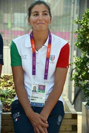 Marta Menegatti (Ansa/Onorati)