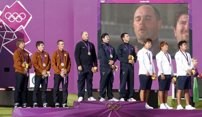 Oro all'Italia, argento agli Stati Uniti, bronzo alla Corea del Sud (Reuters)