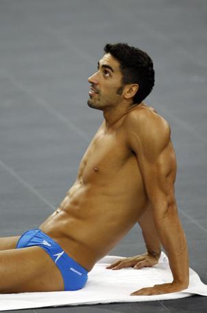 Ecco la gallery degli atleti più belli dell'Olimpiade di Londra 2012. L'Italia è ben rappresentata da l nuotatore Filippo Magnini (Ansa/Kraemer)