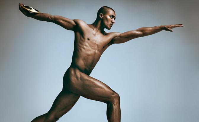 Il campione del decathlon americano,  Ashton Eaton