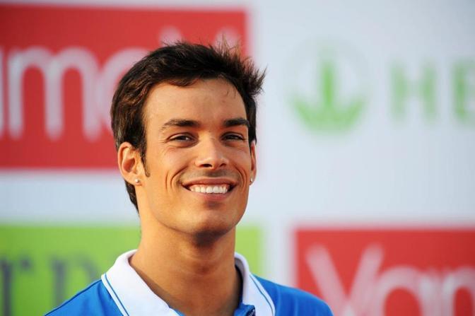 Luca Marin, nuotatore italiano