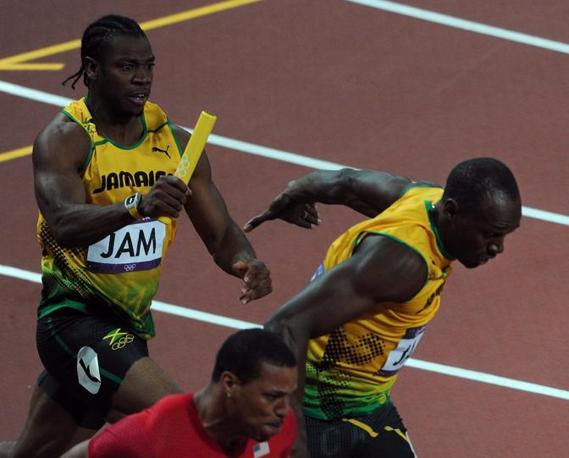 Blake, protagonista di un'ottima terza frazione, passa il testimone al campione