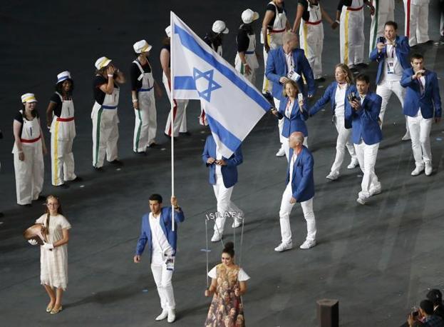 Il Comitato olimpico internazionale non ha accolto la richiesta di un minuto di silenzio (Reuters/Bensch)