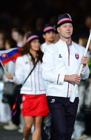Quello della Slovacchia Jozef Gonci (Afp)