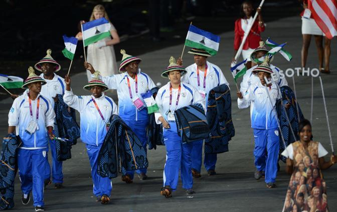 Lesotho (Afp)