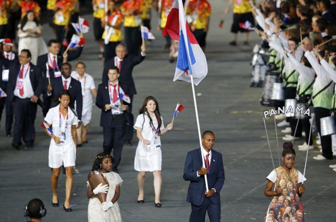 Panama sugli scudi, la repubblica centro-americana e i suoi atleti a rappresentarla (Reuters)