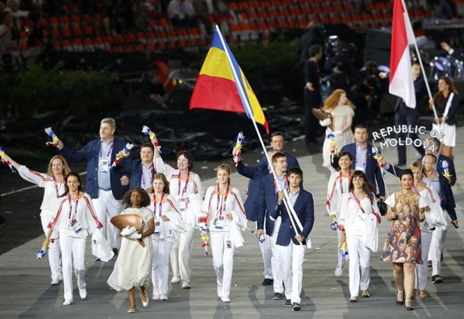 La Moldova e i suoi atleti (Reuters)