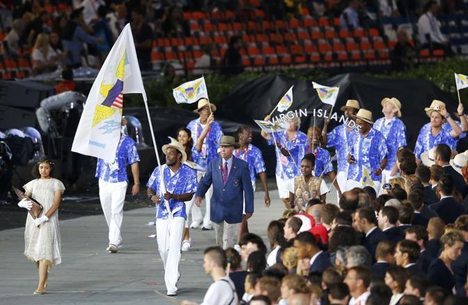 Le Isole Vergini (Reuters)