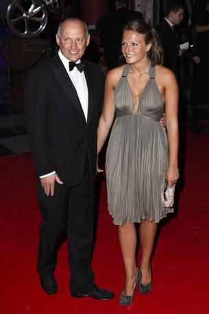Ron Dennis, presidente McLaren (Lfi)